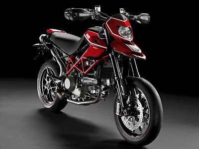 New  Ducati Hypermotard 1100 EVO SP