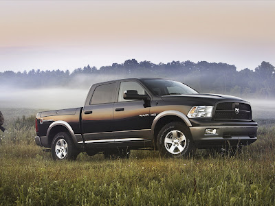 2011 Dodge Ram Outdoorsman Official Photos