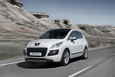 2012 Peugeot 3008 HYbrid4 Luxury Cars