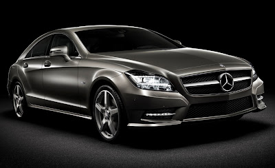 2012 Mercedes-Benz CLS fficial Photos