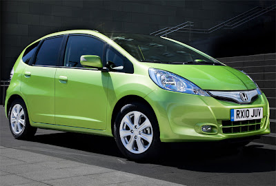 2011 Honda Jazz Hybrid Photos