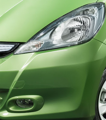 2011 Honda Jazz Hybrid Front Light
