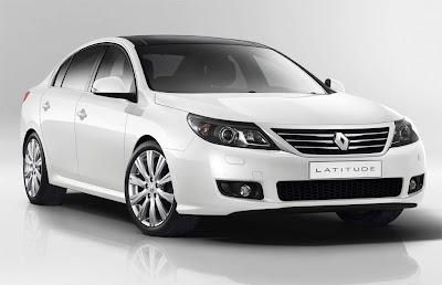 2011 Renault Latitude Images