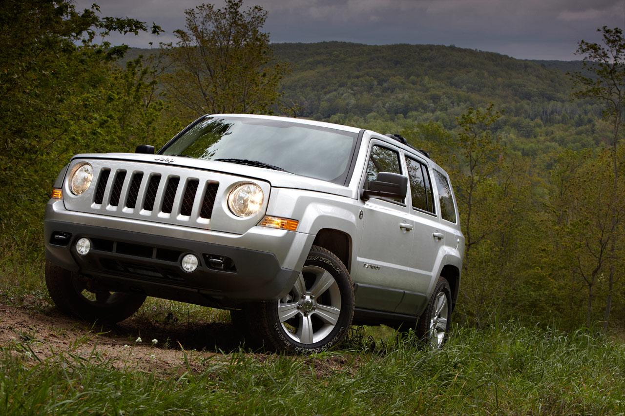 2017 Jeep Patriot Sports Touring Cars