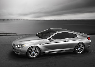 BMW Concept 6 Series Coupe Photos