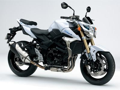 Motor Trade Suzuki GSR750 Sportbike