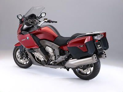 2011 BMW K1600GT Motorcycle