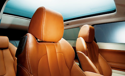 2012 Land Rover Range Rover Evoque Seats Photo
