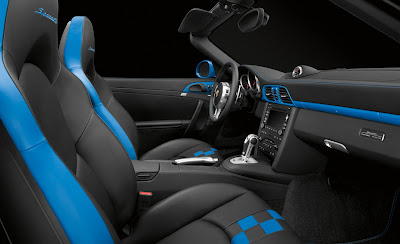 2011 Porsche 911 Speedster Interior Photo