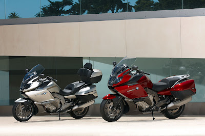 2011 BMW K1600GT Official Pictures