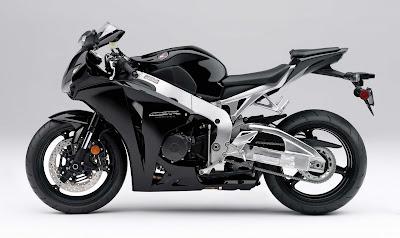 2011 Honda CBR1000RR Black
