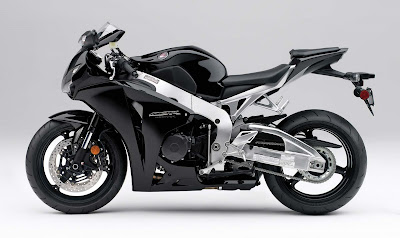 2011 Honda CBR1000RR Black Color