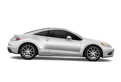 2011 Mitsubishi Eclipse GS Sport Side View