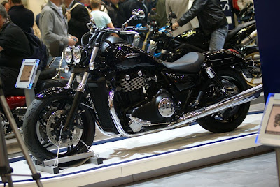 2011 Triumph Thunderbird Storm Launch