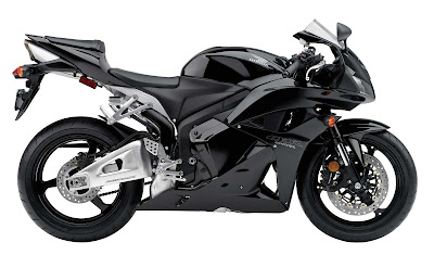 2011 Honda CBR600RR Black Color