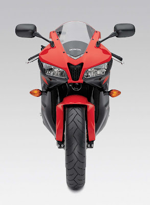 2011 Honda CBR600RR Front View