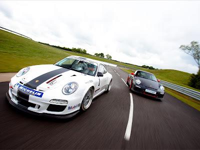 2011 Porsche 911 GT3 Cup Pictures