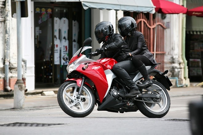 Harley Davidson Motorcycles Today: Yamaha FZ6R 2011