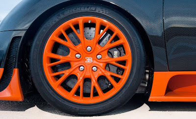 2011 Bugatti Veyron 16.4 Super Sport Wheel