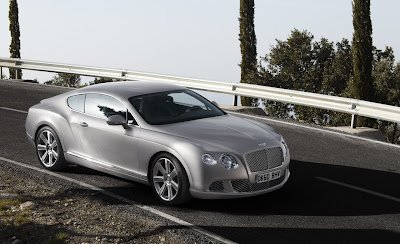 2012 Bentley Continental GT Luxury Cars