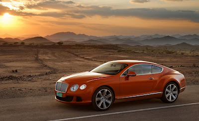 2012 Bentley Continental GT Exotic Cars