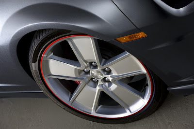 2011 Chevrolet Camaro Synergy Series Wheel