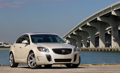 2012 Buick Regal GS Sports Sedan
