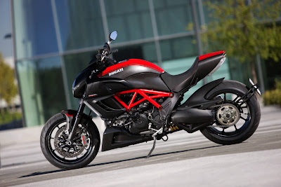 2011 Ducati Diavel Carbon Motorcycles