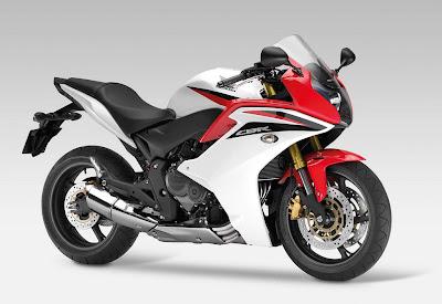 2011 Honda CBR 600F Sportbike