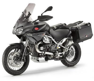 2011 Moto Guzzi Stelvio 1200 Motorcycles