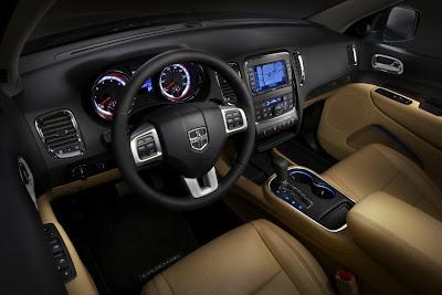 2011 Dodge Durango Interior