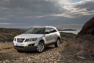 2012 Saab 9-4X Sporty Cars