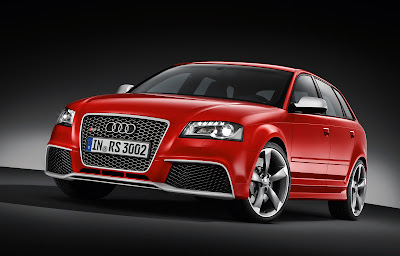 2012 Audi RS 3 Sportback Pictures
