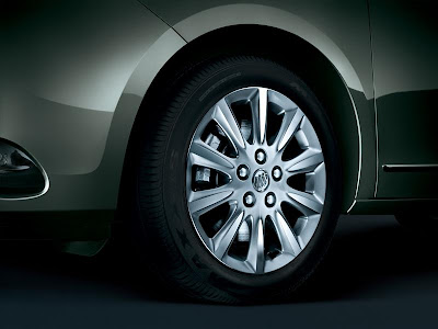 2011 Buick GL8 Wheel