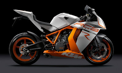 2011 KTM 1190 RC8R Photos