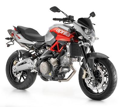 2011 Aprilia Shiver 750 Sportbike