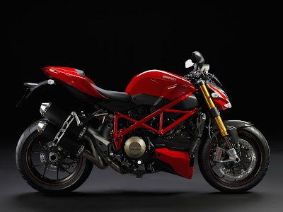 New USA Motorcycle  New Ducati Streetfighter S Official Photos