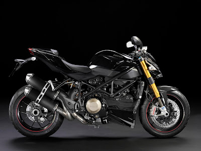 2011 Ducati Streetfighter S Black Series