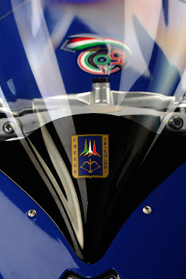 2011 MV Agusta F4 Frecce Tricolor Front View