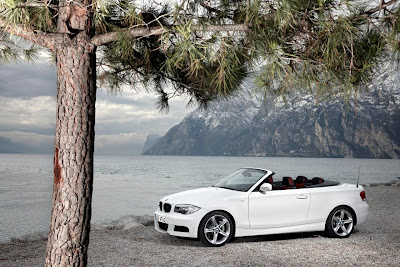 2012 BMW 1 Series Convertible Luxury Car