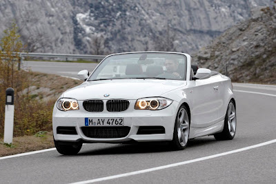 2012 BMW 1 Series Convertible Pictures