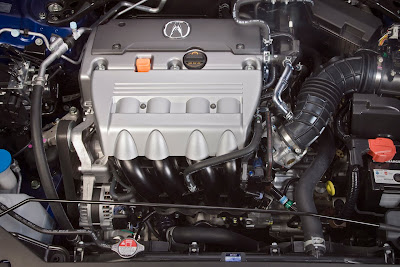 2011 Acura TSX Sport Wagon Engine