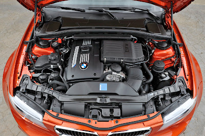 2011 BMW 1 Series M Coupe Engine Photo