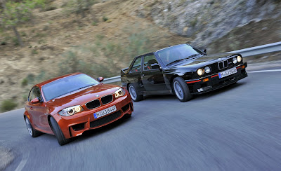 2011 BMW 1 Series M Coupe Details