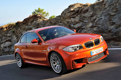 2011 BMW 1 Series M Coupe Pictures