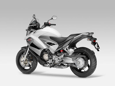 2011 Honda Crossrunner Sportbike