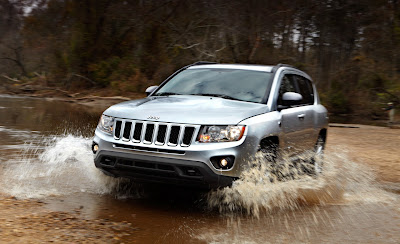 2011 Jeep Compass Sports Touring Cars
