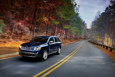 2011 Jeep Compass Pictures
