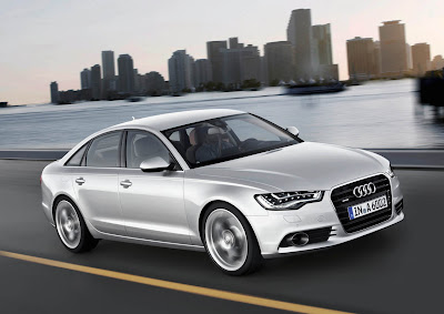 2012 Audi A6 Luxury Cars