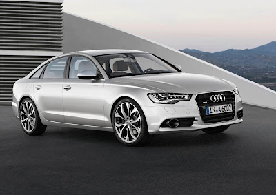 2012 Audi A6 Pictures